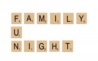 Family Fun Night – Games
