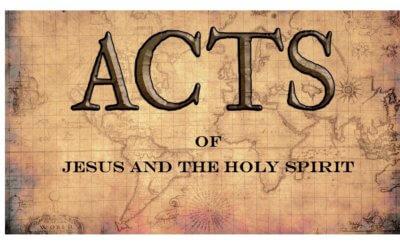 Acts sermon series, study and devotional